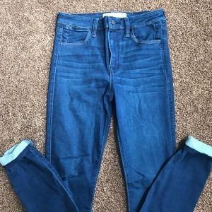 Abercrombie & Fitch, Ultra Skinny High Rise, 2R